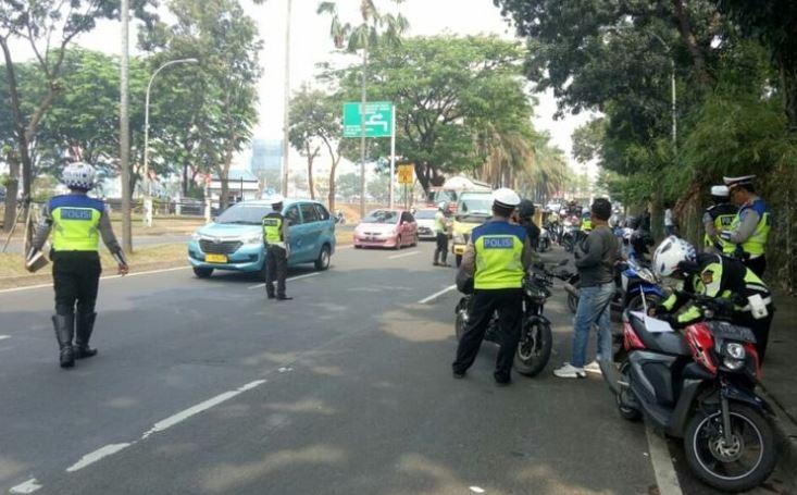 150 Personel Polisi Dikerahkan Untuk Operasi Patuh Jaya Di Tangerang Selatan