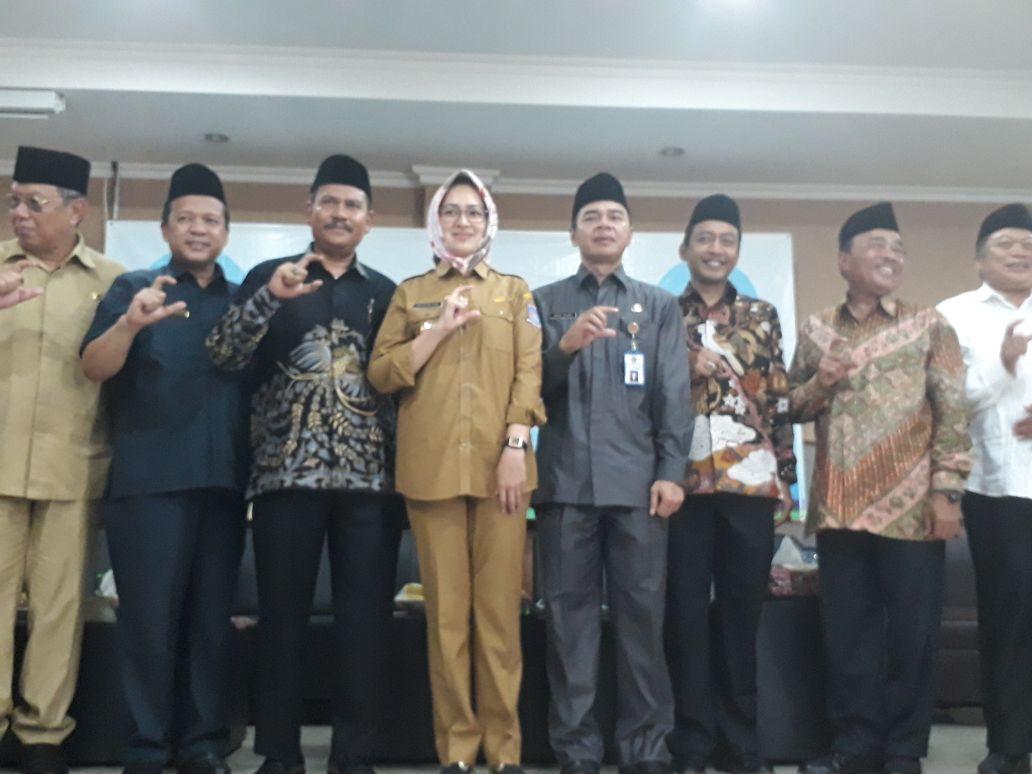 Kemenag Tangsel Ingin Calon Walikota Yang Bertoleransi Tinggi
