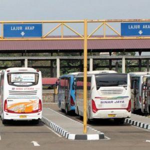 Sudah Direnovasi, Ternyata Terminal Bus Pondok Cabe Tetap Sepi