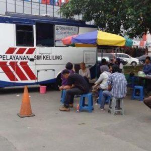 Daftar Lokasi Sim Keliling di Tangerang Selatan
