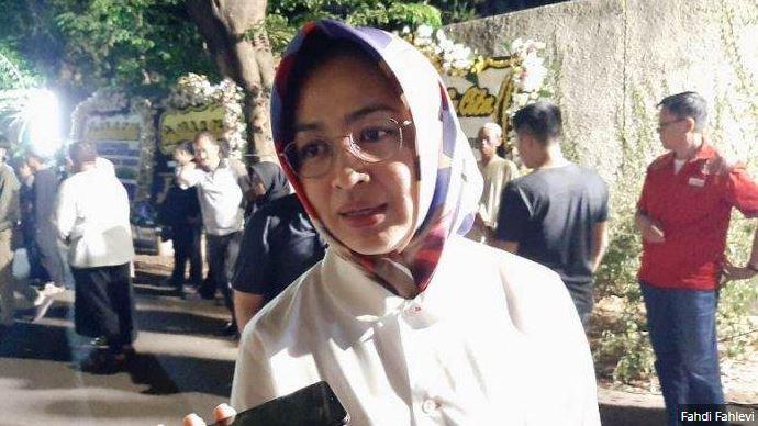 Airin Rachmi Diany Walikota Tangerang Selatan: Habibie Sosok Seorang Yang Egaliter Dan Kekeluargaan