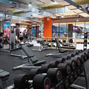 Daftar Tempat Fitness di Tangsel Terbaik