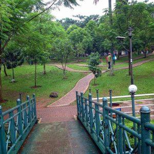 Rekomendasi Taman Sejuk Favorit di Tangsel