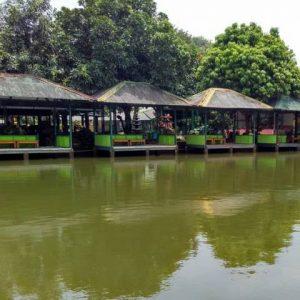 Daftar Tempat Pemancingan Terfavorit di Tangsel