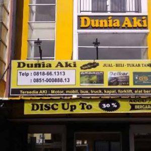 Rekomendasi Tempat Beli Aki Kendaraan di Tangsel