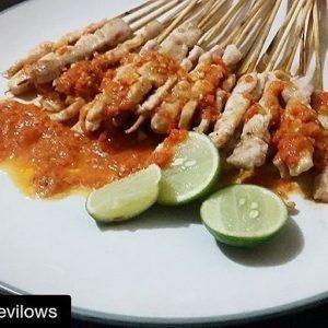 Tempat Makan Sate Taichan Terfavorit di Tangsel
