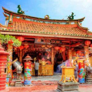 4 Bangunan Tua di Tangerang Bersejarah