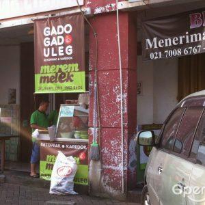 Daftar Tempat Makan Gado Gado Terenak di Tangsel