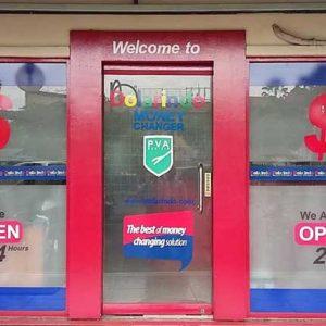 Daftar Tempat Money Changer di Tangerang Selatan