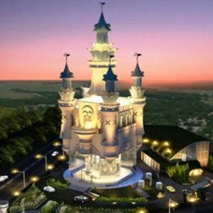 Keindahan Wisata Edukasi Floating Castle BSD Sangat Seru
