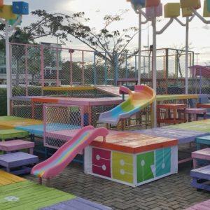 Asyiknya Berwisata Ke Scientia Square Park Tangsel