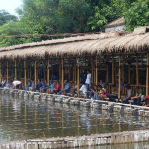 Serunya Berwista Ke Pulosaiji Water di Tangerang Selatan