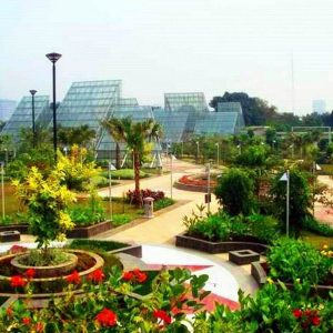 Serunya Wisata Taman Menteng di Tangerang Selatan