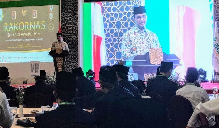 Rakornas IKADI Usai, Hasilkan Risalah Jakarta