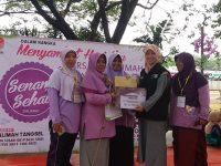Salimah Warnai Hari Ibu dengan Menggelar Senam Sehat dan Penggalangan Dana