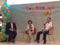 Selebrasi Pembukaan Toys Kingdom Lebih Dari 50 Toko