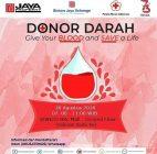 Aksi Sosial Donor Darah Kembali di Gelar Oleh BXc Mall