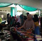 Warga Padati Bazar Ramadhan di Kantor Kecamatan Ciputat Timur