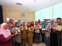 Dinas Koperasi Dan UKM Tangerang Selatan Berikan Sertifikat Halal Kepada 80 UMKM Binaannya