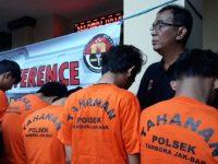 Polisi Menduga Pelaku Pesta Naskoba Menggunakan Rumah Kos Dua Pekan