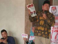 Pemilu Serentak Tahun 2019, KPU Tangerang Selatan Mensosialisasikan Surat Suara
