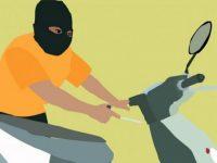 Polisi Mengamankan Pelaku Pencobaan Pencurian Sepeda Motor