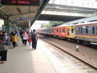 KRL KA 1722 Relasi Stasiun Jatinegara – Bogor Anjlok, Operasional Stasiun Jurangmangu Tidak Terpengaruh