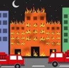 Kebakaran Gedung PT DIPA Berhasil Dipadamkan