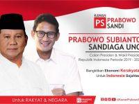 #KawanPS Siap Gerakan Kaum Muda Milenial Indonesia Untuk Menangkan Prabowo – Sandi Uno