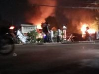 Kasus Pembakaran Mapolsek, Oknum TNI Diselidiki Karena Keterlibatan