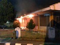 Gereja Yerusalem Tangerang Kebakaran, 3 Mobil Pemadam Kebakaran Diterjunkan