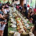 Icip Menu Nasi Bancakan Ala Hotel Santika Premiere Bintaro