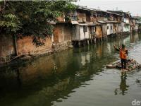 Normalisasi Sungai Ciliwung Baru 48%, Belum Seperti Sungai di Seoul Korea Selatan