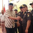 Wakil Walikota Hadiri Pelantikan KSK Polres Tangsel