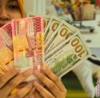 Rupiah Melemah Tipis, Mendekati Angka Rp 14.000