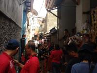Petuga Gabungan Grebek Kediaman Penduduk Pasar Manggis, 1 Orang Positif Narkoba