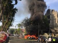 Pelaku Terorisme Surabaya Dipindahkan ke Jakarta