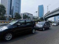 Kecepatan Mobil Naik 15 Kilometer per Jam, Akibat Ganjil Genap