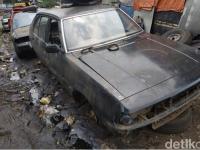 Pajak Mobil Yang Mati Berakhir Jadi Rongsokan