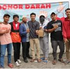 Masjid Ar Rahmah Rempoa Kerjasama Dengan PMI Tangsel Gelar Acara Donor Darah