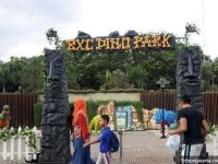 Ada Dino Park Di Bintaro Jaya Xchange Mall