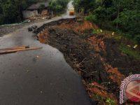 Badan Penanggulangan Bencana Daerah (BPBD) Lebak Petakan Lokasi Rawan Longsor