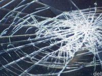 Satu Korban Tewas Di Indramayu Hamil 6 Bulan Karena Mobil Tertabrak Kereta
