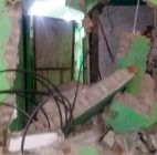 Sopir Truk Di Jakarta Utara Mengantuk, Mengakibatkan Tabrak Mushola