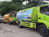Kekeringan di 3 Kampung Daerah Bekasi, Polisi Kirim 7 Truk Tangki Air