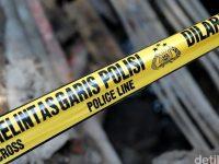 Di Hotel Sawah Besar Seorang Wanita Tewas Didalam Mobil, Diduga Dibunuh