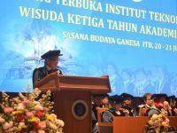 ITB (Institut Teknologi Bandung) Hari Ini Mewisuda 1.954 Lulusan