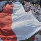 Hari Santri Nasional, Ribuan Santri Peringati Hari Santri di Tasikmalaya