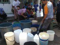 16 Kecamatan Di Lebak Mengalami Kekeringan Air