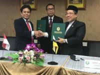 Bersama UNISSA Brunei Darussalam, STIEAD Jalin Kerjasama Internasional